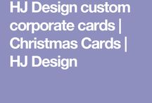 Holiday Greeting Cards / 2016 Greeting Cards Available from HJ Design