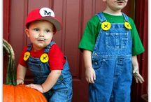 Kids costumes / by Caley Mitchell