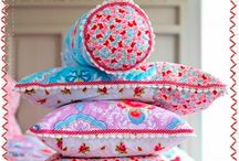Sew beautiful pillows