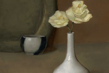 Florals / #FlowersLastForever in a painting!  What a great #UniqueHolidayGift ! Especially a #GiftForSomeoneSpecial