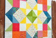 charm square patterns