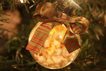 christmas decorations / by Pam Rothenbuhler