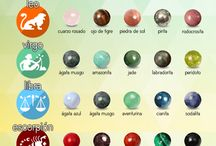 Piedras para zodiaco