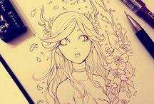 Manga ilustraciones