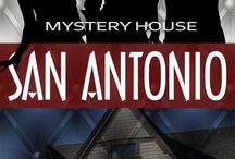 Cozie Mysteries: The Mystery House Series / Three empty nesters save historical sites from the wrecking ball by bringing peace to the ghosts that haunt them.