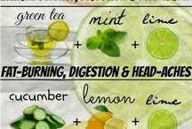 Infused water / Infruition recipes