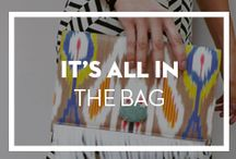 It's all in the BAG. / Bags, totes, carry-alls from www.wecreateharmony.com