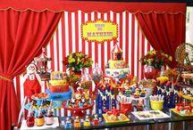 Circus thema