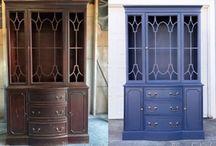 Furniture transformed