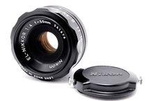 Nikon EL-NIKKOR 50MM f/4 50mm ENLARGING LENS with Plastic case