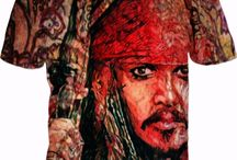 Dead Men Tell No Tales. TATTOOED - JACK SPARROW..