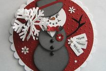 Cards ~ Christmas / Wiinter / by Kathryn Gibson