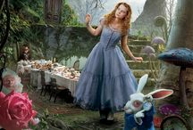 Alice and Wonderland! / by Hannah Mauss