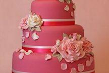 Wedding Cakes / by Londa Bovard