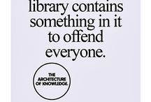 Being a librarynarian / My occupation and its hazards