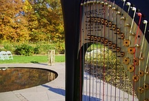Music for Garden Weddings / Wedding harpist providing elegant music for outdoor ceremonies in gardens, parks & conservatories.  http://www.theclassicharpist.com / by The Classic Harpist