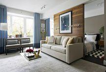 Интерьер современный / интерьер для квартиры