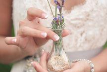Lavender & Country wedding
