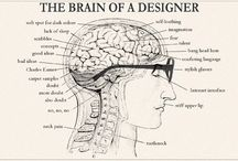 The Designer / The designer's journey between the realm of the intangible (design concept) and the realm of the tangible (physical outcome).