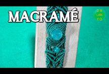 Videos de macrame