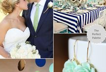 Wedding Colors / by Melissa Hudson