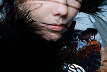 Iceland's Changeling Child / Glimpses of the otherworldly Bjork, / by Gypsy Thornton
