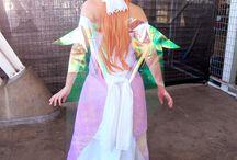 Asuna Yuuki - Titania Queen / from Sword Art Online 2nd season.  #asuna #alfheim #sao #titania #anime #cosplay #rydia