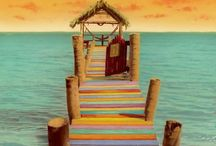 Vacation Spots - Beach