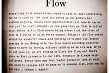 go with the flow