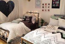 Dorm living