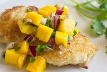 Recipes:  Chicken / by Melissa Ruddy