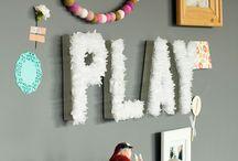 Idéeias pra decorar ateliers