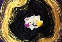 LittleFavorites by Rea / Gradient yarn cake