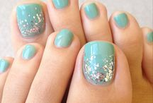 Pedicure Nail Art