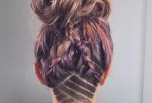 Дизайн Волос