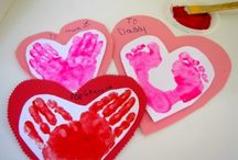 Seasonal: Valentine's Day Projects for Art