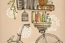 bike artwork