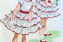 Vintage girls dresses ideas mission!