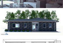 Maison : Plan de maison / Plan