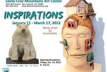 Art & Inspiration / Art Happening all Around!