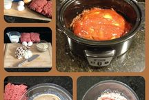 Crock Pot Recipes / by Karen Saberzadeh