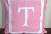 Nursery Decor/ Bedroom Decor / Nursery Décor, Boys room décor, Girls room décor, monogram pillows, baby shower gifts