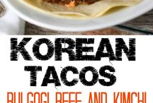 Korean Noshes