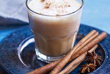 Recipes - winter warmers