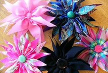 Bows and Accessories / by Telisha Ovard Hayes