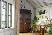 Hunting Lodges & Country Homes  Interiors Exteriors