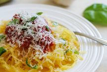 Squash spagetti