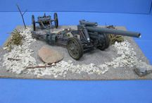 FH 105 MM 1/72