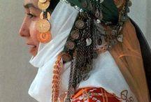 anadolu kadını giysileri