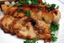 Low calorie chicken